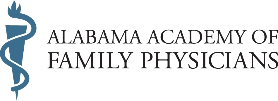 Alabama AAFP logo new blue